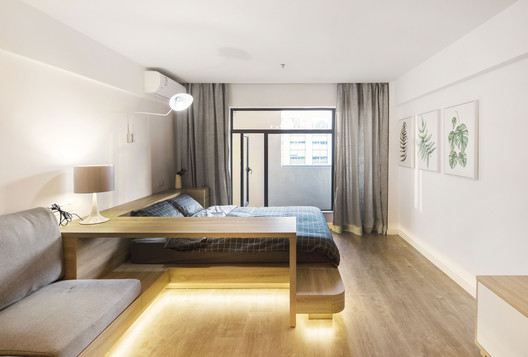 a Sample Room. Image © Chao Zhang