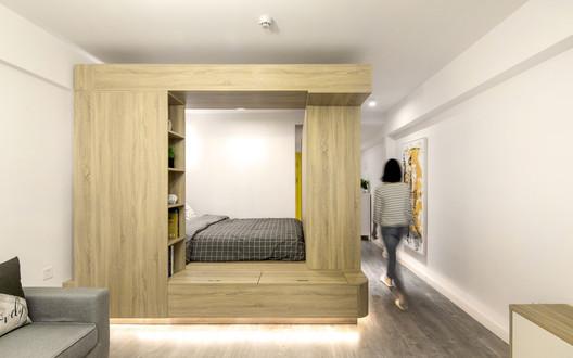b Sample Room. Image © Chao Zhang