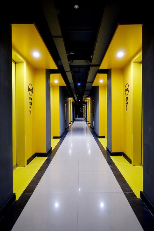 Corridor. Image © Ke Chang