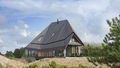 Het Kulkje Vlieland / Borren Staalenhoef Architecten BV bna