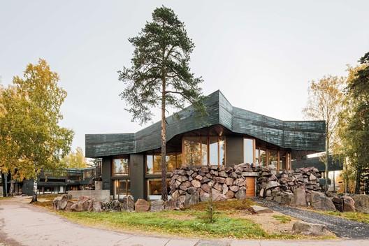 Dipoli - Aalto University Main Building / ALA Architects