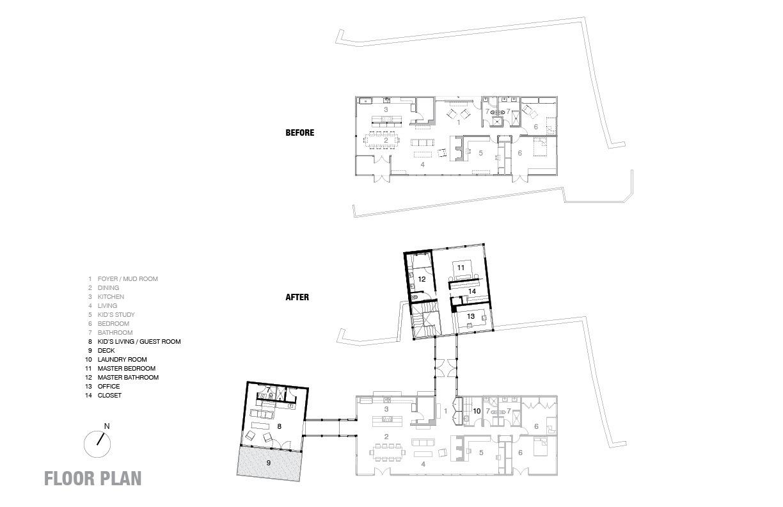 Gallery Of Mid Century Modern Residence Studio Twenty