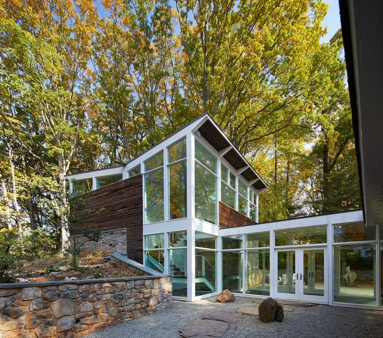 Mid Century Modern Residence / Studio Twenty Seven Architecture, © Anice Hoachlander | Hoachlander Davis Photography
