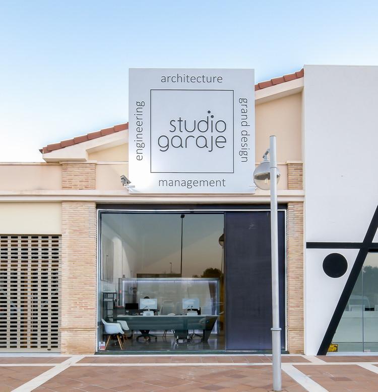 Oficinas Studiogaraje / Studiogaraje arquitectura, © Daria Artemyeva