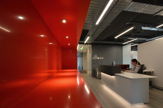 Oficinas TVA / Diego Baloian