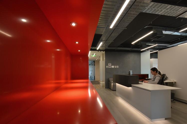 Oficinas TVA / Diego Baloian, Courtesy of Diego Baloian