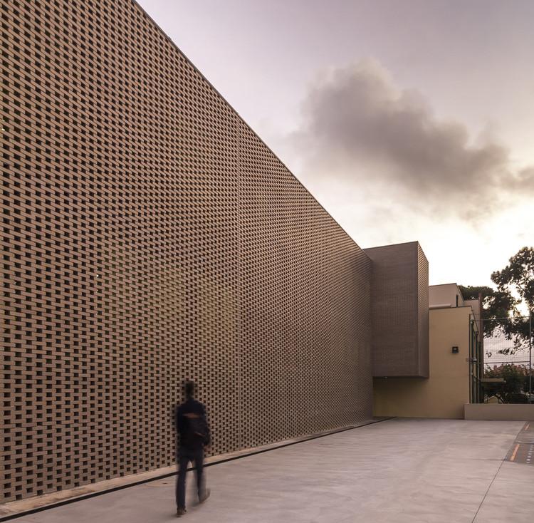 Colégio dos Plátanos / Murmuro, © Pedro Nuno Pacheco