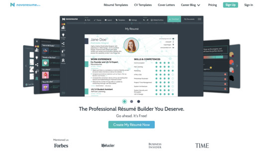 Novorésumé Offers 50% off their Premium Résumé Builder, Ensuring Your CV is On Point