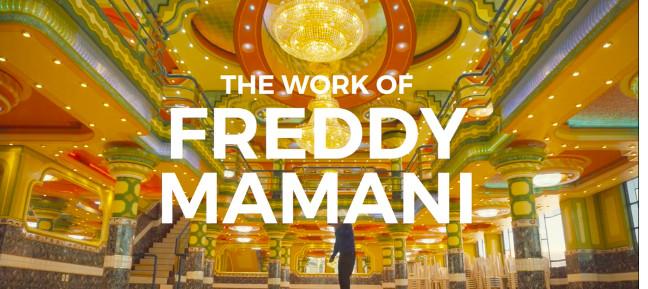 Cholet, un nuevo documental sobre Freddy Mamani explora la conexión entre arquitectura y la identidad cultural