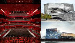 Contemporary Concert Halls Have Become Multi-Functional Catalysts for Urban Change