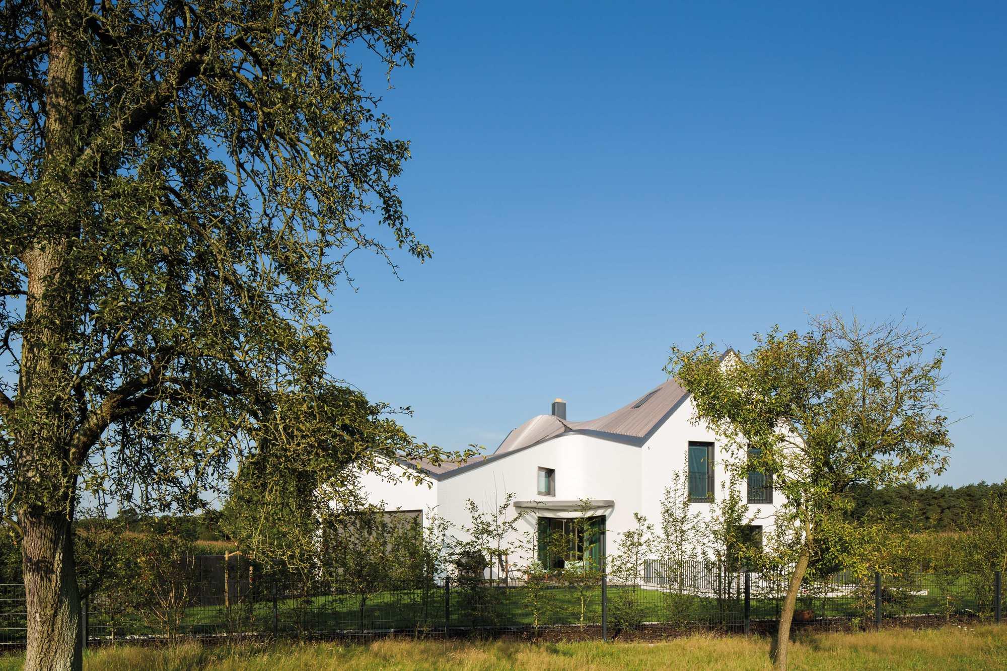 Gallery of house h one fine day architektur werk stadt 13 - Architektur werk ...