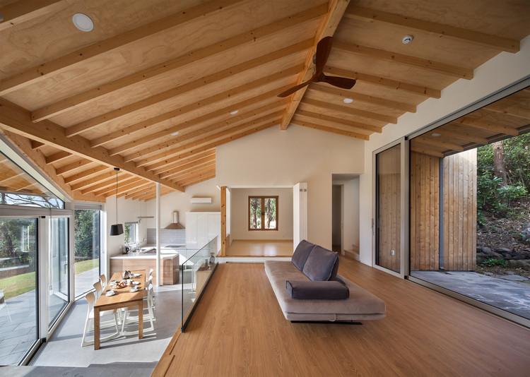 Tosan-ri Guest House / guga Urban Architecture, © Yoon Joon-hwan