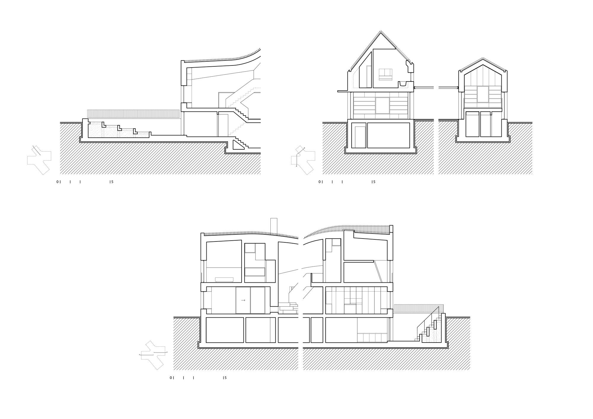 Gallery of house h one fine day architektur werk stadt 25 - Architektur werk ...