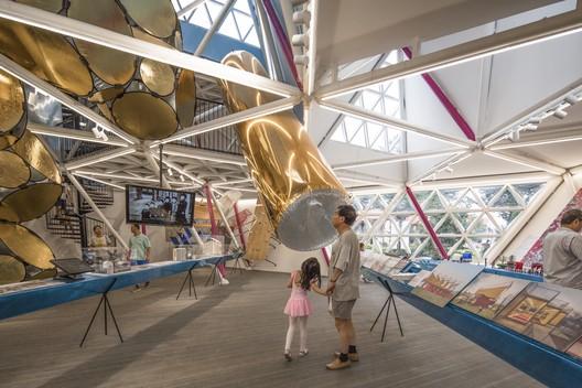 Interior. Image © People's Architecture Office. Zhu Rui