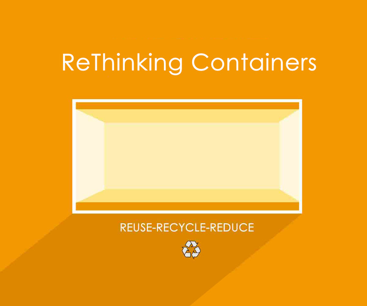 Call For Ideas: Rethinking Containers for People, a competition that looks at exploring disruptive design ideas using shipping containers that will transform the future of public spaces.