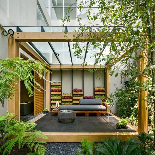 Villa jardín / ASP Arquitectura Sergio Portillo