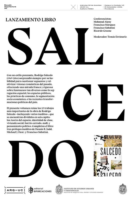 Lanzamiento Libro 'Salcedo' de Rodrigo Salcedo, Trinidad Sánchez