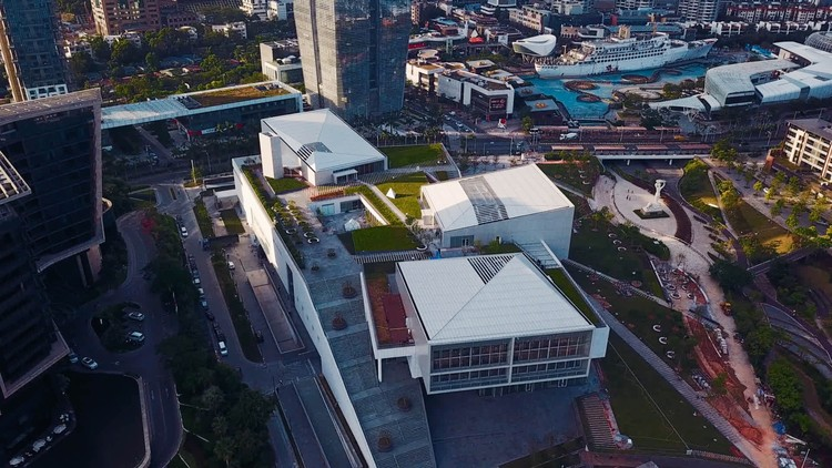 China's First Dedicated Culture & Design Center, Design Society, Opens in Shenzhen, Courtesy of Design Society