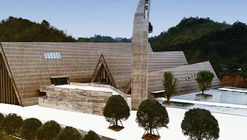 Shui Cultural Center / West-Line Studio