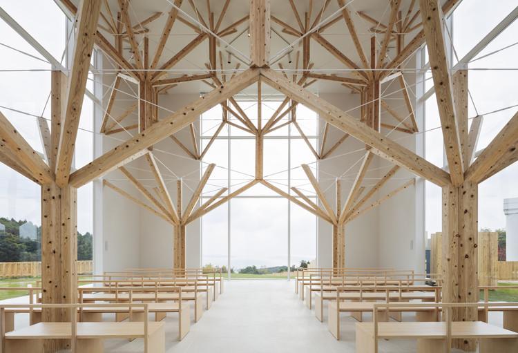 Agri Chapel / Yu Momoeda Architecture Office, © Yousuke Harigane