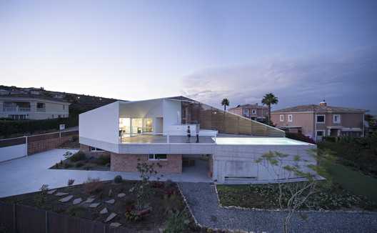 Highly Commended: Casa de Los Vientos / José Luis Muñoz. Image Courtesy of The Architectural Review Emerging Architecture Awards