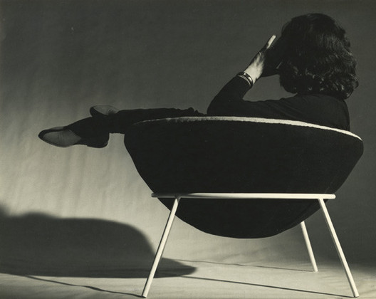 Bowl Chair. Image © Instituto Lina Bo e P.M. Bardi.