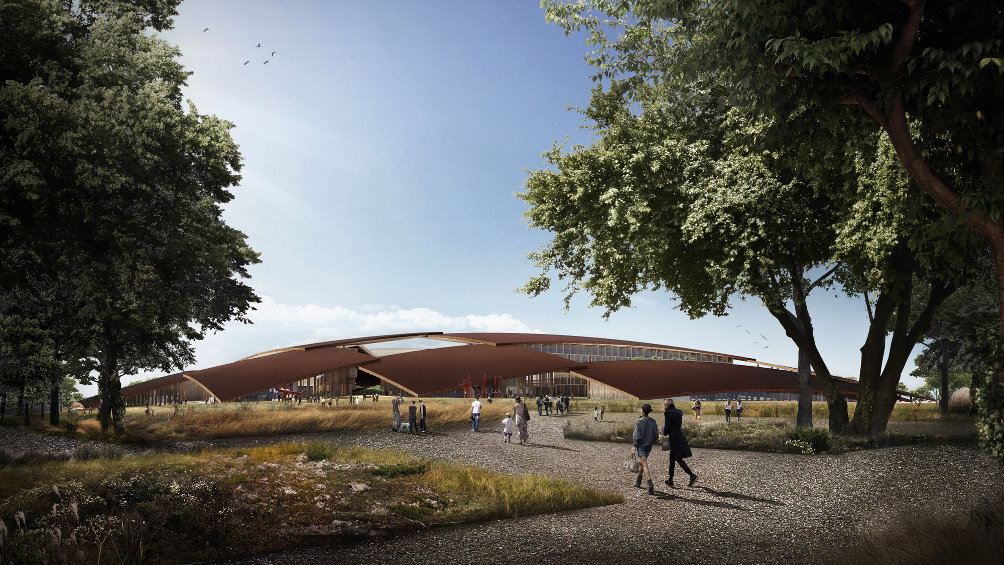 Gallery Of Big Reveals Plans For Massive Rodeo And
