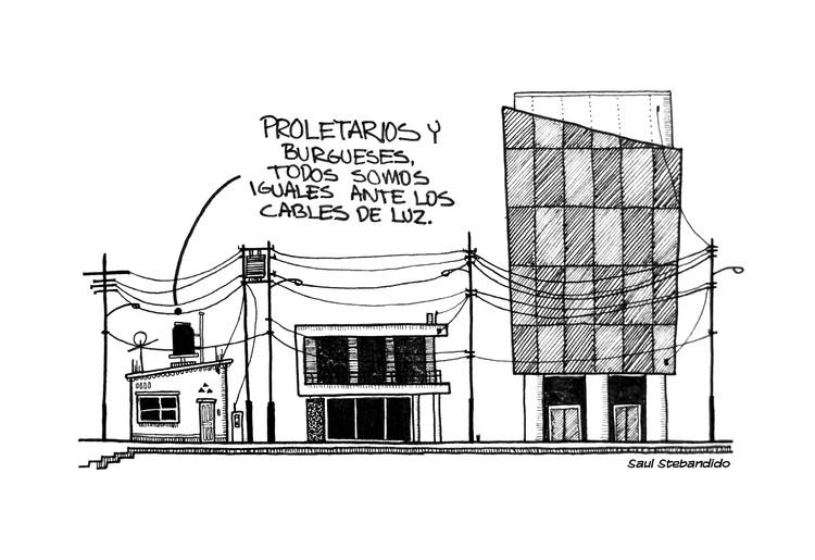 Otras formas de criticar (con imágenes) la realidad arquitectónica del Perú, © Marco Monge Jiménez. Image Las calles a diario