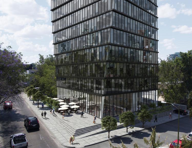 La ciudad de Guadalajara albergará en 2018 un nuevo rascacielos: Torre Hélix por CRAFT Arquitectos, Cortesía de CRAFT Arquitectos