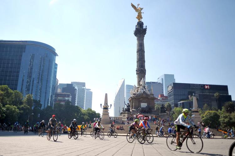 La Ciudad de México recibe premio internacional de sustentabilidad, Cortesía de C40 Cities Bloomberg Philanthropies Awards
