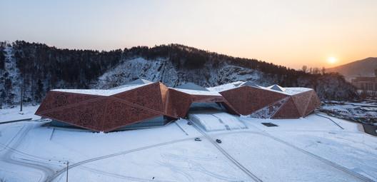 Centro de Ciencia y Cultura de Tonghua / CCTN Architectural Design