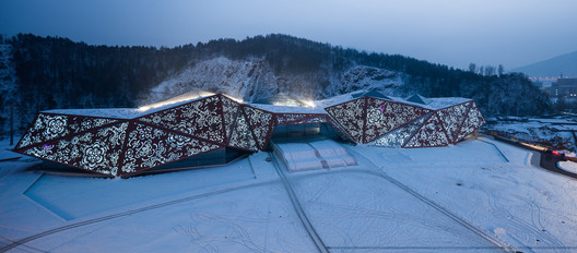 Courtesy of CCTN Architectural Design