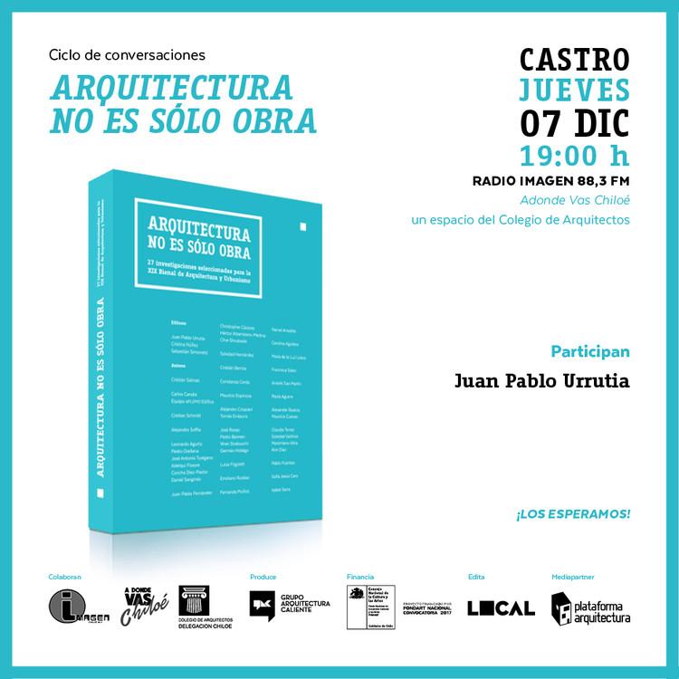 Ciclo de conversaciones: 'Arquitectura no es sólo obra' en Radio Imagen 88.3 FM, Grupo Arquitectura Caliente