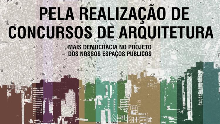 Arquitetos de Curitiba lançam campanha para que a prefeitura promova concursos de arquitetura