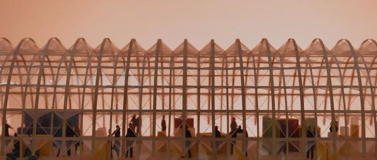 Renzo Piano: 'La liviandad y la transparencia son amigos muy cercanos', Vía Folch Studio