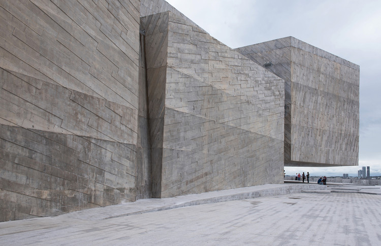Michel Rojkind and Bjarke Ingels Describe the Recently Opened Foro Boca, © Jaime Navarro
