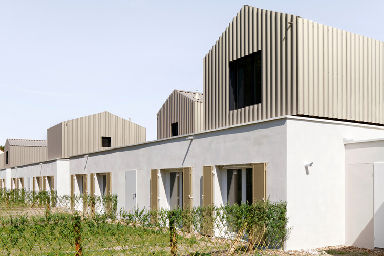 Eco-ciudad La Garenne / Guillaume Ramillien Architecture SARL, © Pascal Amoyel