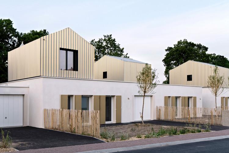 Eco cit la garenne guillaume ramillien architecture for B architecture sarl