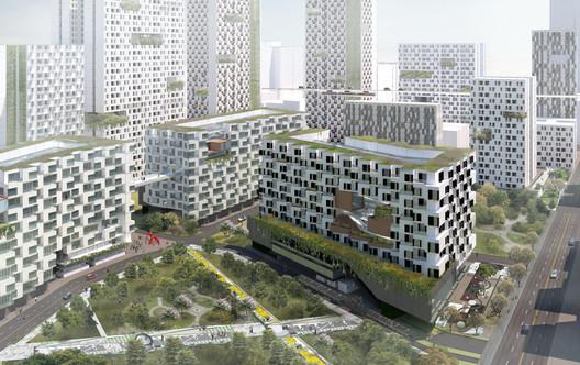 via SHAU Architects