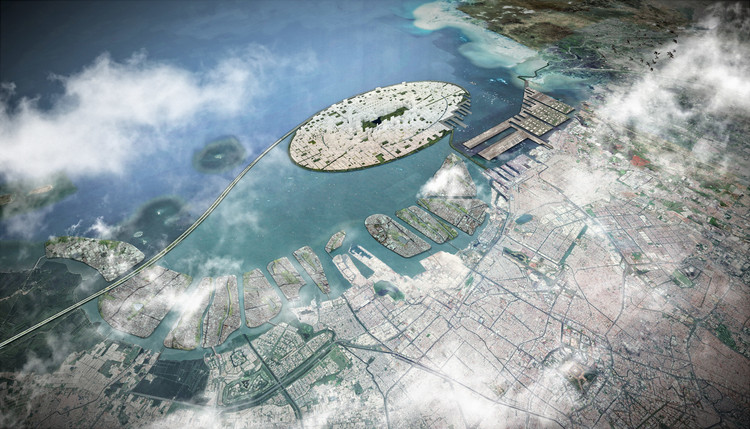 Visionary Master Plan Wins Smart City Prize At World Architecture Festival, via SHAU Architects