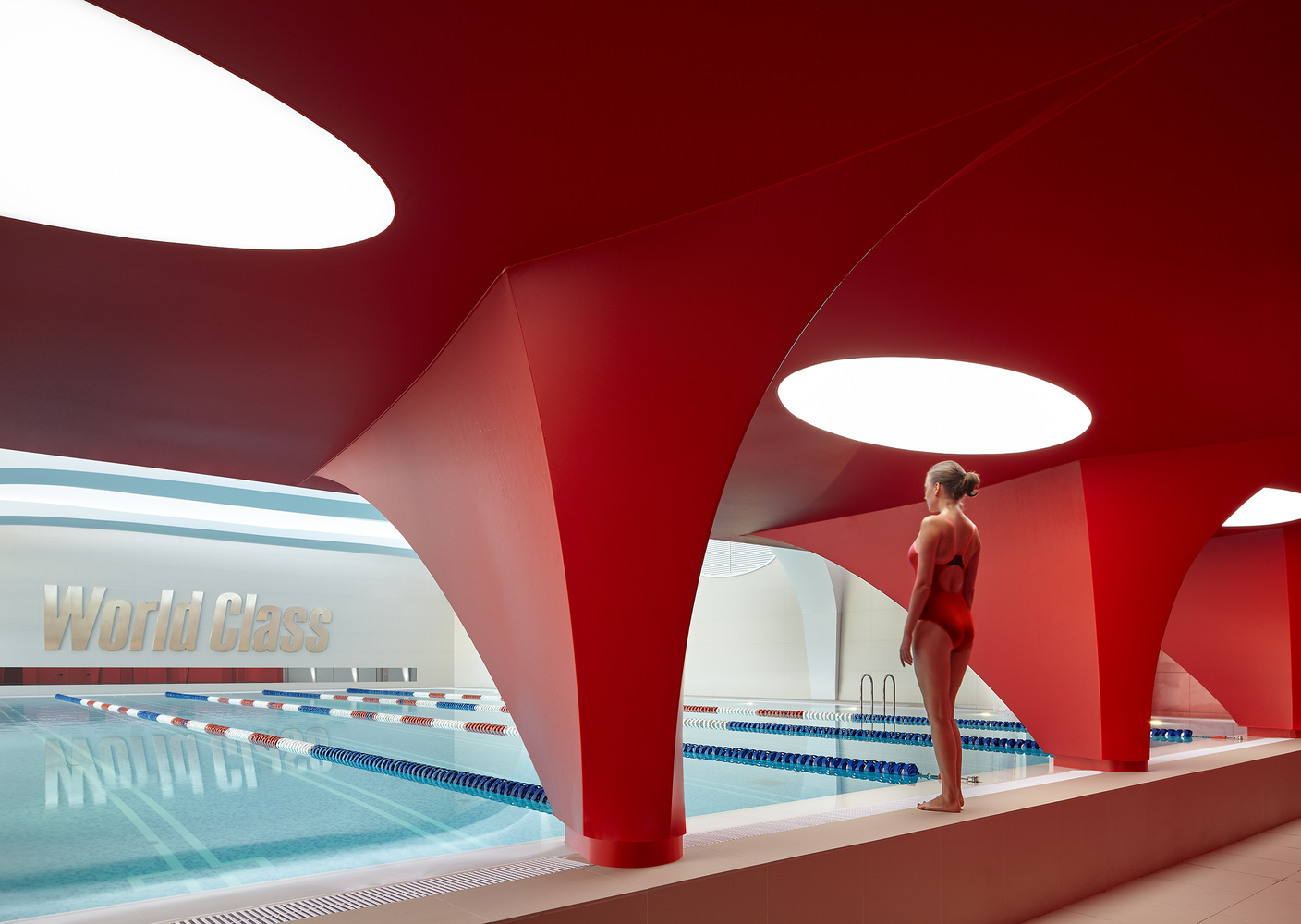 WORLD CLASS Olympic / VOX Architects