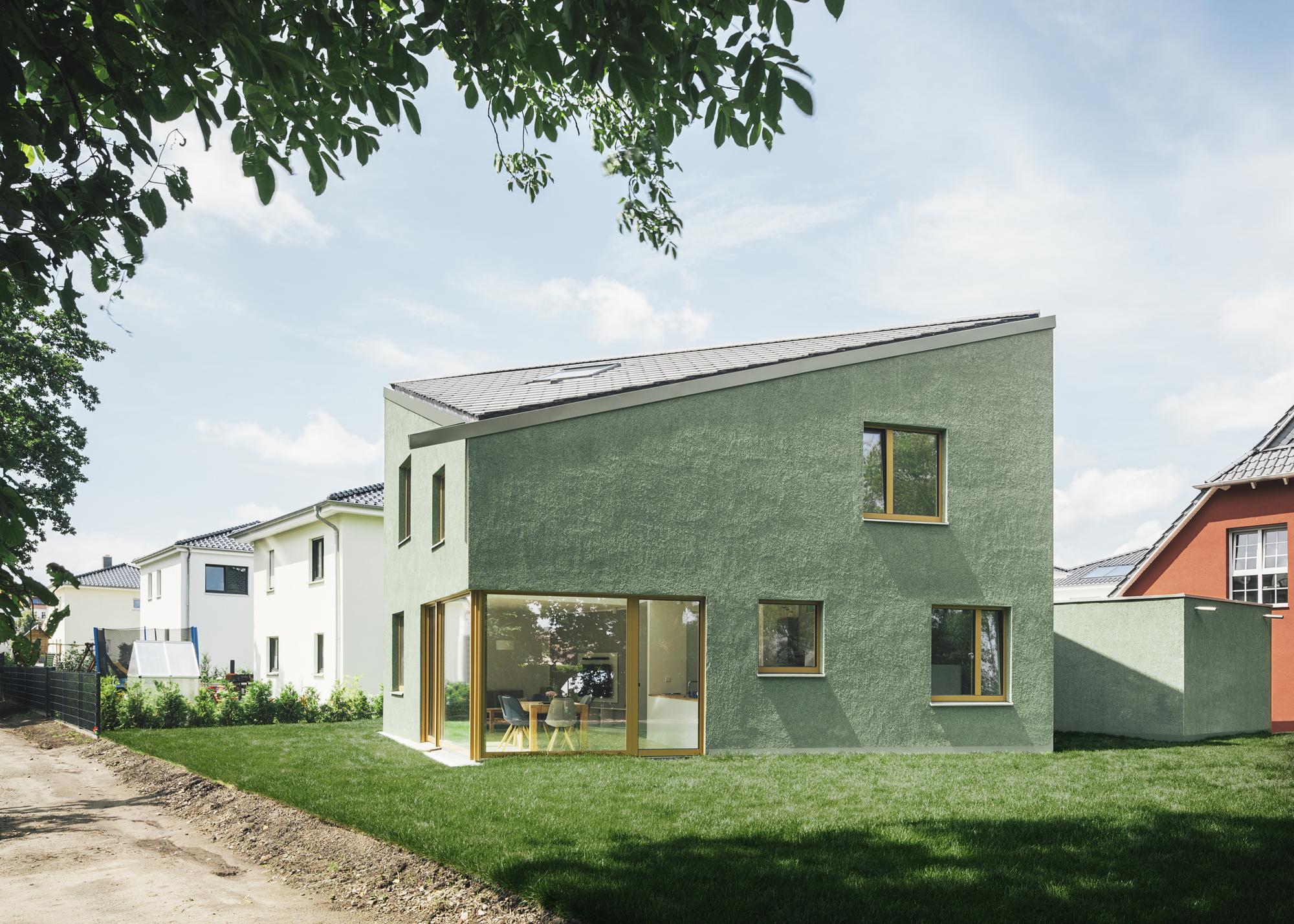 Haus p project architecture company miriam poch architektin