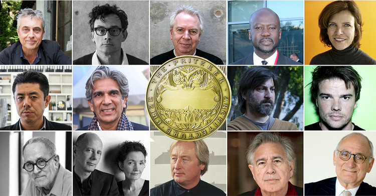 Who Should Win the 2018 Pritzker Prize?