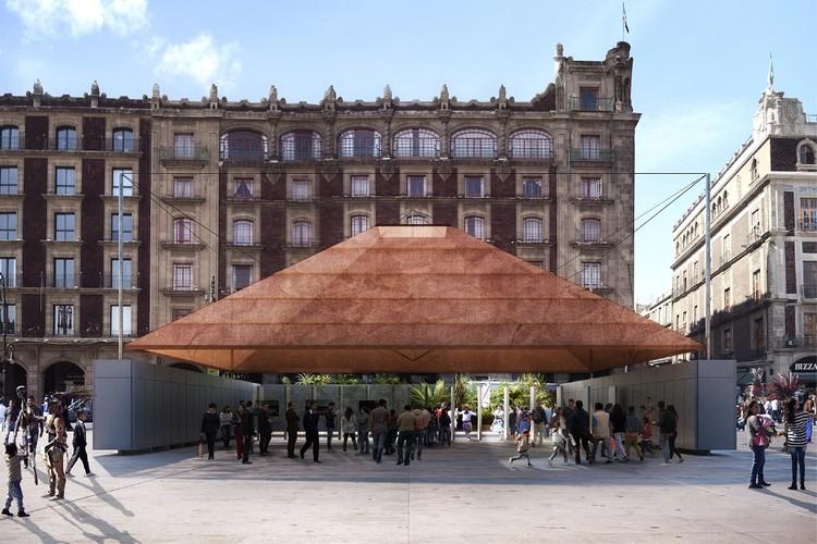 TO, ganador del Pabellón de la Feria de las Culturas Amigas 2018, Cortesía de FICA