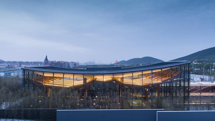 Vanke Future Town Pavillion in Xuzhou / Continuation Studio, © SHIROMIO Studio