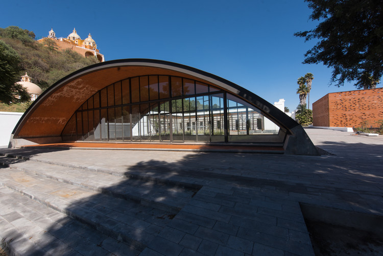 Museo Regional de Cholula / Alejandro Sánchez García - Taller 6A, © Jaime Navarro