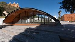 Museo Regional de Cholula / Alejandro Sánchez García - Taller 6A