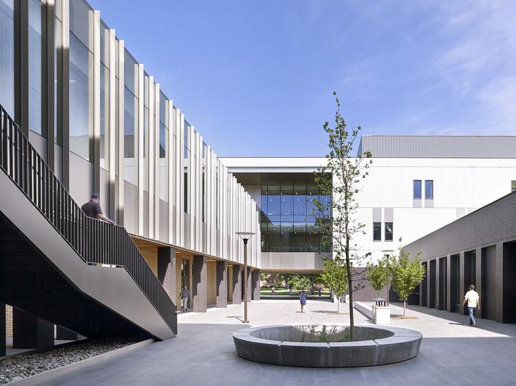 Edificio de Artes y Humanidades del Estado de Chico / WRNS Studio, © Jeremy Bittermann