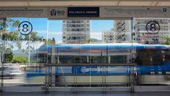 Metodologia para avaliação de corredores de transporte de média e alta capacidade