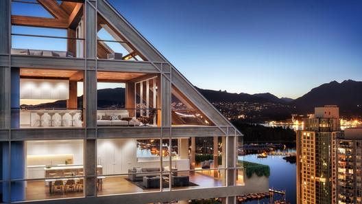Courtesy of Shigeru Ban Architects / PortLiving